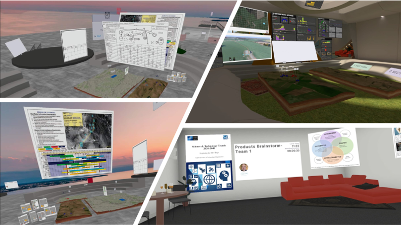 VR World Images