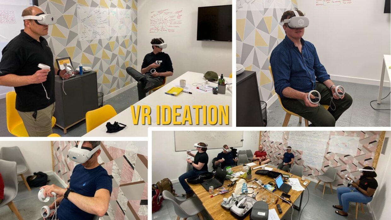 Cervus Team innovating through Virtual Reality
